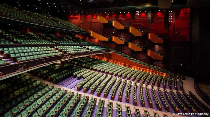 Susan Brotman Auditorium Mccaw Hall