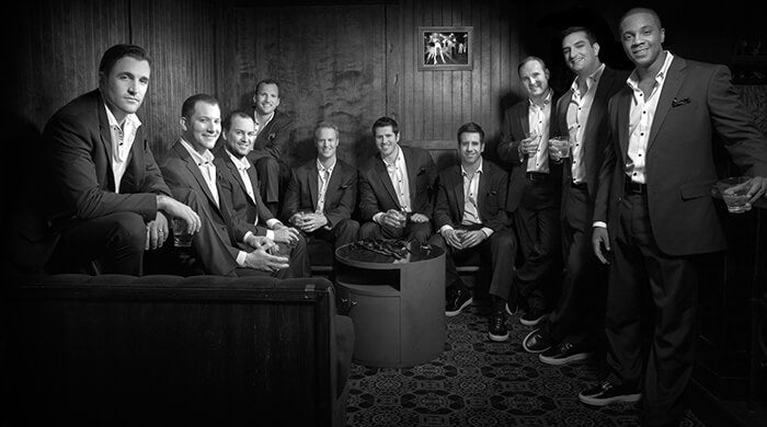 straight no chaser unveil  u201cthe new old fashioned u201d album